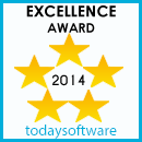 Review And AWARD 5 star in todaysoftware